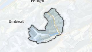 Mapa / Guttannen