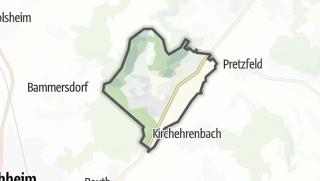 Cartina / Weilersbach
