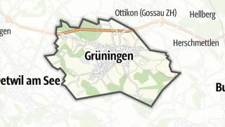 Mapa / Grüningen