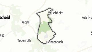 Karte / Reckershausen