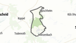 Map / Reckershausen