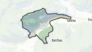 Mapa / Triebendorf