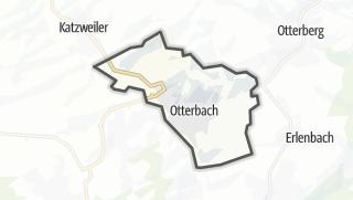 Cartina / Otterbach