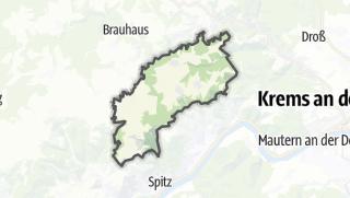 Cartina / Weinzierl am Walde