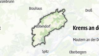 地图 / Weinzierl am Walde