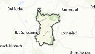 Karte / Ingoldingen