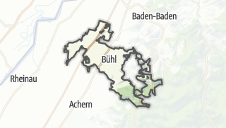 Mapa / Buehl