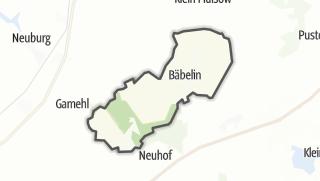 Carte / Züsow