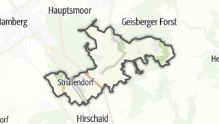Carte / Strullendorf