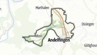 Kart / Kleinandelfingen