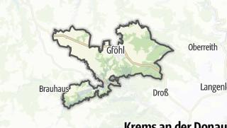 מפה / Gföhl