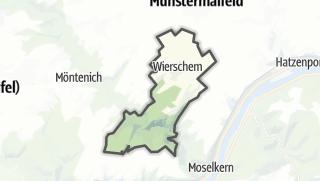 Cartina / Wierschem