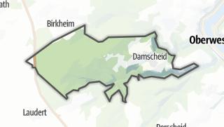 Karte / Damscheid