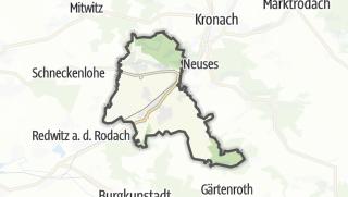 Mapa / Kueps