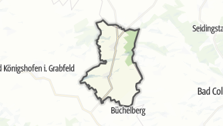 Mapa / Trappstadt
