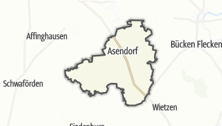 地图 / Asendorf