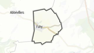 מפה / Fahy