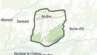 מפה / Réclère