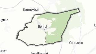 מפה / Bonfol