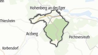 מפה / Schirnding