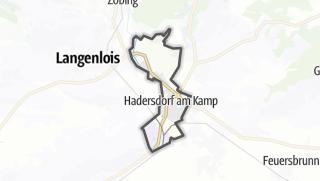 מפה / Hadersdorf-Kammern
