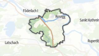 Karte / Rosegg