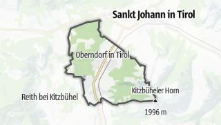 Map / Oberndorf in Tirol