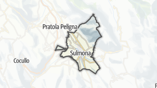Carte / Sulmona