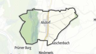 Karte / Alsdorf