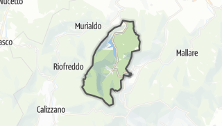 Map / Osiglia
