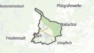 Karte / Dornstetten