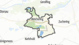 Mapa / Weichering