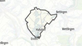 地图 / Halsdorf