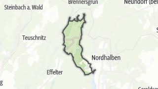 Mapa / Tschirn