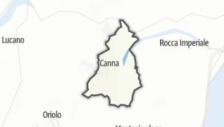 Térkép / Canna