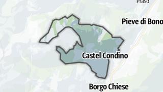 Karte / Castel Condino