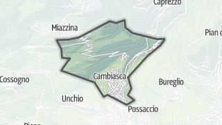 מפה / Cambiasca