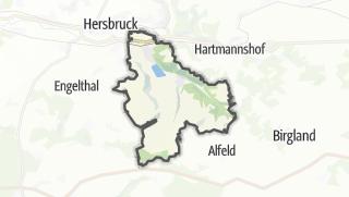 Map / Happurg