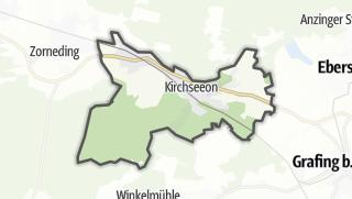 Cartina / Kirchseeon