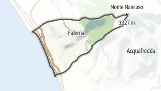 Mapa / Falerna