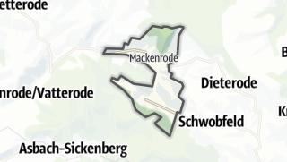 Map / Mackenrode