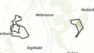 Cartina / Gunzburg, comunità non registrata