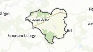 Mapa / Neuhausen ob Eck
