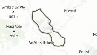 Mapa / Olivadi