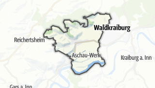 Map / Aschau am Inn