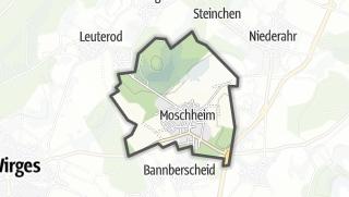 Cartina / Moschheim