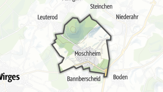 Mapa / Moschheim