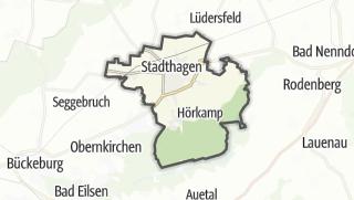 Mapa / Stadthagen