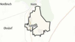 Mapa / Suthfeld