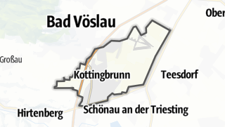 Carte / Kottingbrunn